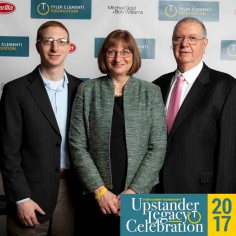 Brian Clementi, Jane Clementi and Joseph Clementi