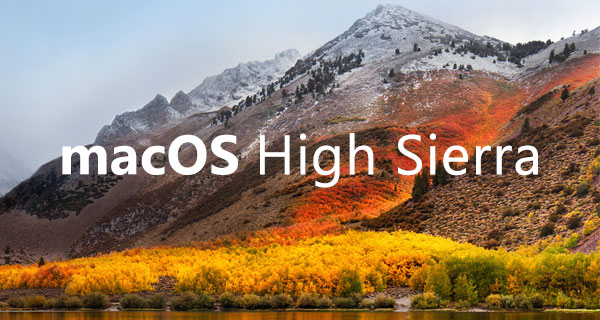How to create a Bootable ISO image of macOS 10.13 High Sierra installer