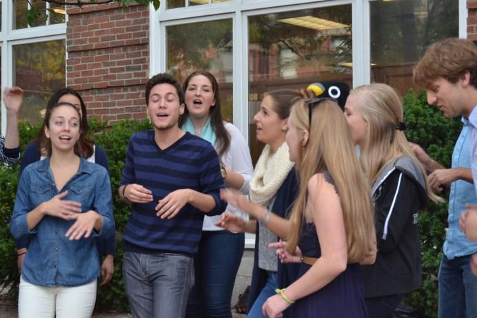 Boston University Treblemakers
