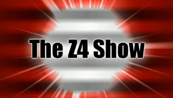 The Z4 Show splashscreen