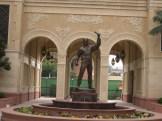 USC Fairbanks Statue