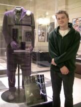 USC Ledger Joker Costume SCA Lobby