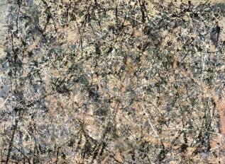 """No. 1, 1950 (""""Lavender Mist"""")"""