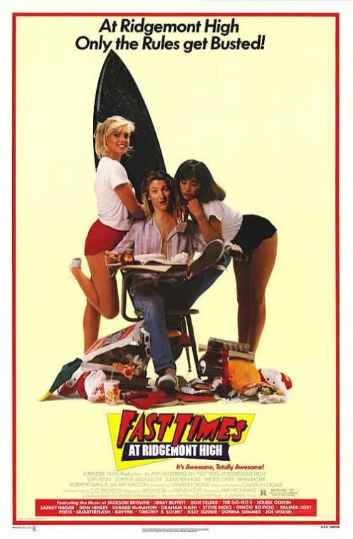 Fast Times at Ridgemont High (1982)