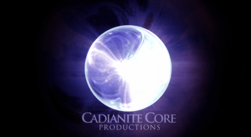 Cadianite Core Productions splash screen