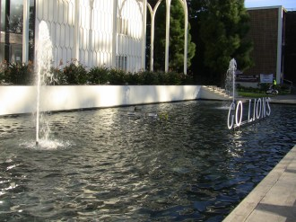 Foley Fountain