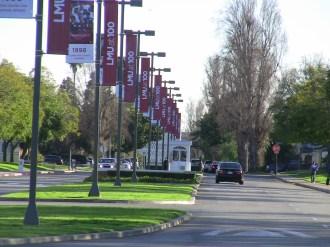 Loyola Gate