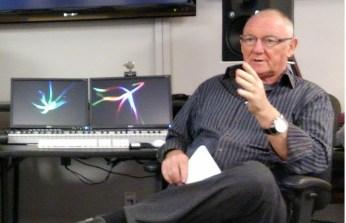 David MacMillan at LMU SFTV