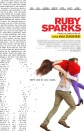 Ruby Sparks (2012) poster