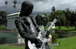 Johnny Ramone (photo credit, Wikipedia Commons)