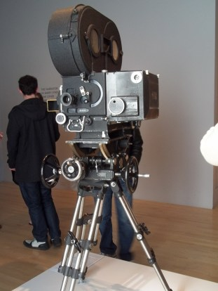 18 One of Kubrick's Cameras