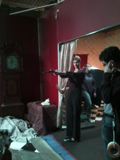 04 Kate Rehearsing a Scene