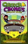 15 Cheech & Chong's Animated Movie