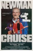 04 The Color of Money Poster