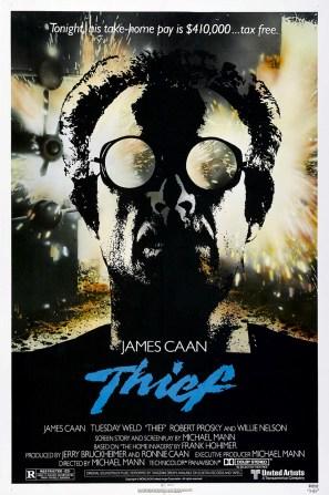 01 Thief Movie Poster