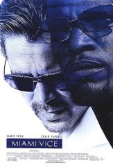 13 Miami Vice Movie Poster
