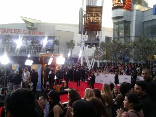 05 Red Carpet Getting Ready