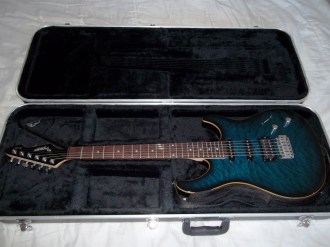 01 Peavey Limited Edition EXP in Peavey Case