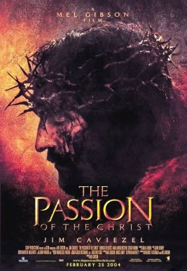 07 Passion of the Christ - Official Movie Poster