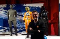 11 Imperial Officer, Rebel Pilot, TIE Pilot