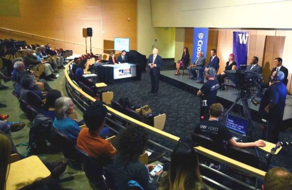 10 Democratic Congressional Primary Debate