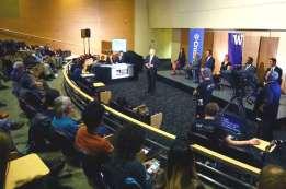10 Democratic Congressional Primary Debate