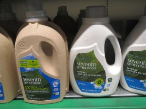 seventh generation bottles
