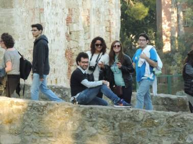Lisboa with Kaitie and Mario