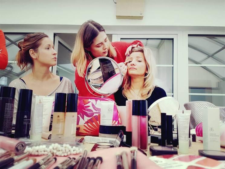 warsztat makijażu