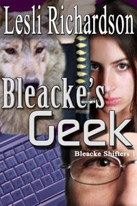 Bleacke's Geek (Bleacke Shifters 1)