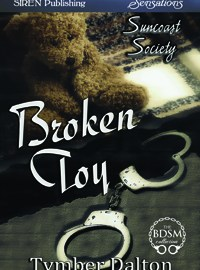 #TimeMachineDiscount – Trouble Comes in Threes, Broken Toy
