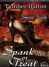 Spooky Read: Spank or Treat