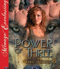 Excerpt: Power of Three (Triple Trouble 8)