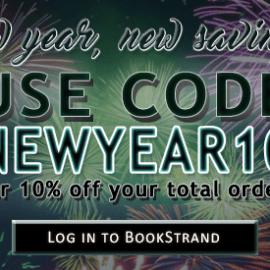 Siren-BookStrand discount coupon code.
