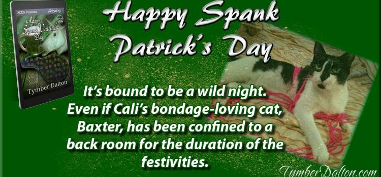 Now on third-party sites: Happy Spank Patrick's Day (Suncoast Society)