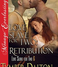 Available for Pre-Order: Love Slave for Two: Retribution (Book 6)