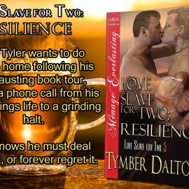 Sneak Peek – Love Slave for Two: Resilience (Book 5)