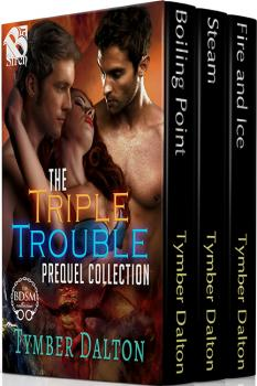 Cover for The Triple Trouble Prequel Collection.