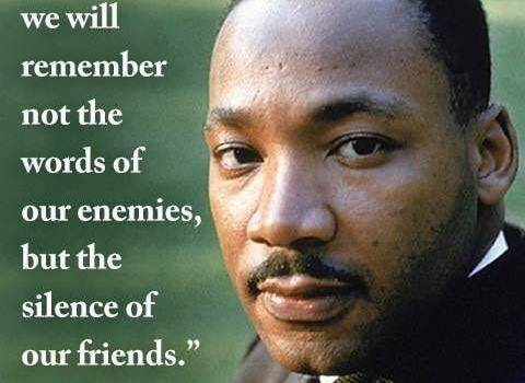 Happy Martin Luther King, Jr. Day