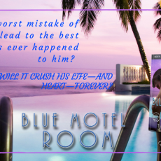 Now on Kindle: Blue Motel Room (Suncoast Society, MM, FF)