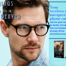 #preorder – Things to Do in Denver (Suncoast Society), a Tony and Shayla book.