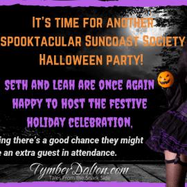 Release Day: Happy Spank-O-Ween (Suncoast Society)