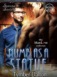 Pre-Order Alert: Numb as a Statue (Suncoast Society) writing as Tymber Dalton