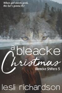 #releaseday – A Bleacke Christmas (Bleacke Shifters 5)