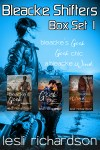 Bleacke Shifters Box Set 1 (Books 1-3)