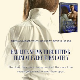 Release Day: Excitable Boy (Suncoast Society), Tony and Shayla's vacation from hell!