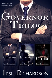 Governor Trilogy Box Set: Governor, Lieutenant, Chief