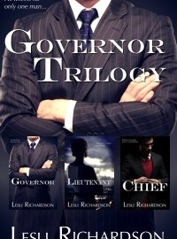 PSST! Governor Trilogy Box Set available for a LIMITED TIME!