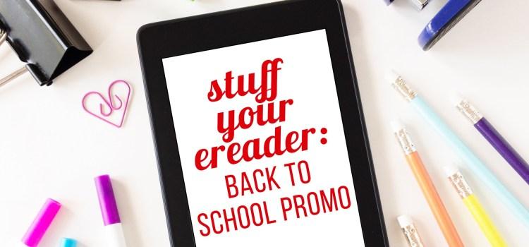 #freebiealert – Back-to-School Stuff Your E-reader event!
