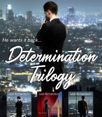 Limited Time! Determination Trilogy Box Set